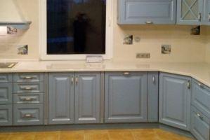 Столешница для кухни акрил 004 - Оптовый поставщик комплектующих «Каменный профиль»