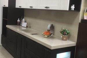 Столешница для кухни акрил 006 - Оптовый поставщик комплектующих «Каменный профиль»