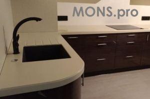 Столешница Г образная LG HI-MACS Sand&Perl - Оптовый поставщик комплектующих «MONS»