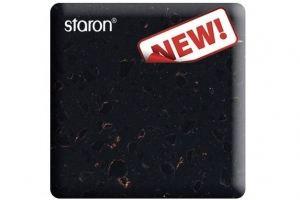 Столешница Samsung Staron 10 mosaic qb299 (blackbean) new - Оптовый поставщик комплектующих «Глав Акрил»