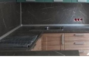 Столешница Серый камень - Оптовый поставщик комплектующих «Мебель-Пласт»