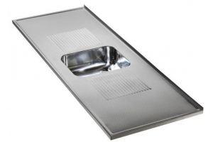 Столешница Wafelblad 151,5X60 - Оптовый поставщик комплектующих «Reginox Reef Holding»
