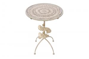 Столик декоративный Терра Роуз (веер) - Мебельная фабрика «BOGACHO»