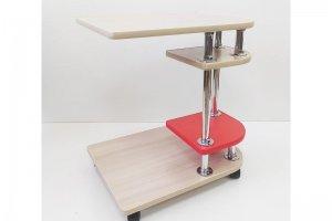 Столик для ноутбука Нюанс - Мебельная фабрика «MINGACHEV»