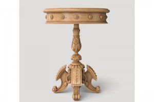 Столик кофейный массив - Мебельная фабрика «Суздальская»