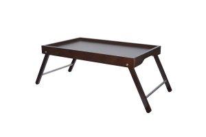 Столик-поднос Селена средне-коричневый - Мебельная фабрика «Мебелик»