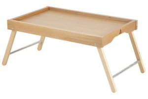 Столик-поднос Селена светло-коричневый - Мебельная фабрика «Мебелик»