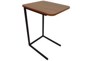 Столик придиванный О-1 без бортиков - Мебельная фабрика «Металл Конструкция»