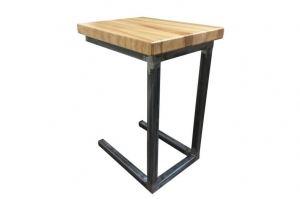 Столик приставной в стиле Лофт - Мебельная фабрика «AFONIN GROUP»