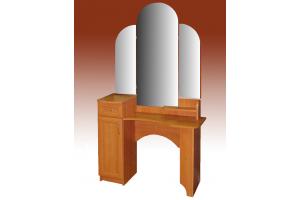 Стол туалетный однотумбовый Веа 101 - Мебельная фабрика «ВЕА-мебель»