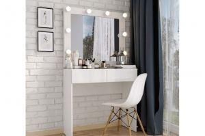 Столик Туалетный с Зеркалом - Мебельная фабрика «Эстель»
