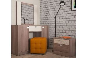 Столик туалетный СТ 4 Аврора - Мебельная фабрика «Ваша мебель»