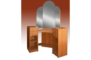 Стол туалетный угловой Веа 03 - Мебельная фабрика «ВЕА-мебель»