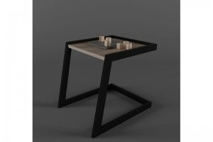 Столик в стиле Лофт - Мебельная фабрика «Custom Cersa»