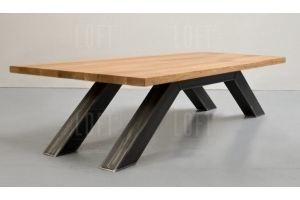 Столик журнальный №11 - Мебельная фабрика «Loft Z»