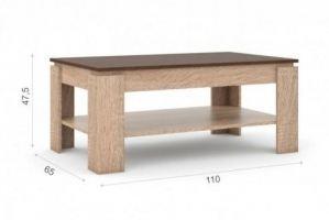 Столик журнальный Дельта - Мебельная фабрика «Балтика мебель»
