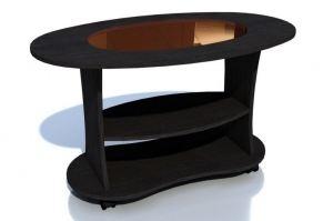 Столик журнальный Норд-2 - Мебельная фабрика «Сильва»