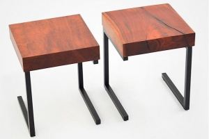 Столик журнальный слэб - Мебельная фабрика «Loft Z»