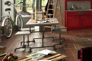 Столовая группа Home Collection в стиле Loft - Мебельная фабрика «Трио»