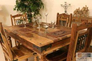 Столовая группа массив дерева - Мебельная фабрика «Актуаль-М»
