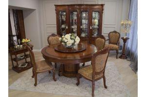 Столовая группа стол и стулья Bellagio - Импортёр мебели «Carvelli»