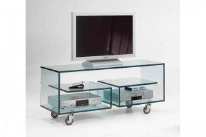 Стойка под ТВ Cristall-09 - Мебельная фабрика «Antall»