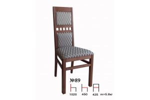 Стул 89 - Мебельная фабрика «Нормис»