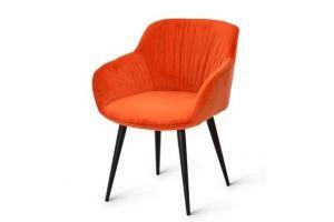 СТУЛ B146 оранжевый - Импортёр мебели «AERO (Италия, Малайзия, Китай)»