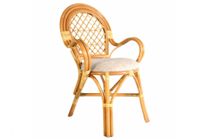 Стул Бали с подушкой 04/11 A - Импортёр мебели «Радуга»