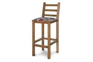 Стул барный с мягким сидением - Мебельная фабрика «Триумф»
