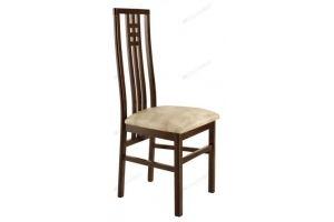 Стул Дали с высокой деревянной спинкой - Мебельная фабрика «Лидер»