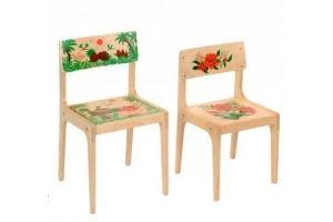 Стул детский - Мебельная фабрика «Чепецкая»