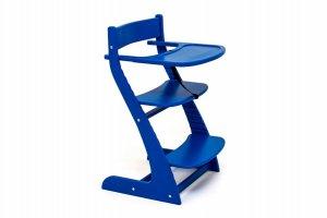 Стул детский растущий Усура синий - Мебельная фабрика «Бельмарко»