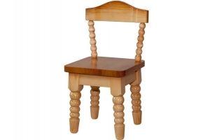 Стул детский точеный - Мебельная фабрика «Упоровская мебельная фабрика»