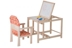 Стул детский трансформируемый Эльф - Мебельная фабрика «Гном»