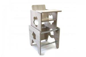 Стул для кормления Кроха 646 - Мебельная фабрика «MINGACHEV»