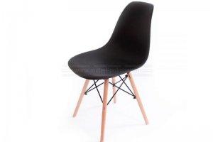 Стул Eames черный - Мебельная фабрика «Мебель-Покупай»