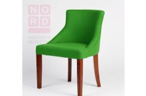 Стул Gall деревянный с мягким сиденьем - Мебельная фабрика «Норд»