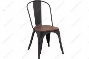Стул Iron черный 1810 - Импортёр мебели «Woodville»