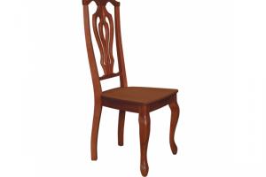 Стул из бука Лира жесткий - Мебельная фабрика «Квинта-Мебель»