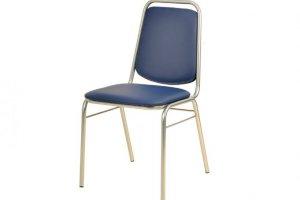 Стул из хрома Ск- 11 - Импортёр мебели «Конфорт»