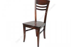 Стул из массива 18 - Мебельная фабрика «Петербургская мебельная компания (ПМК)»