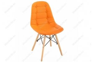 Стул Kvadro оранжевый 11344 - Импортёр мебели «Woodville»