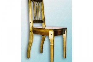 Стул Лира жесткий - Мебельная фабрика «Пайнс»