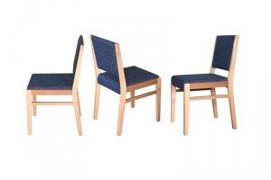 Стул Лизетта из массива бука - Мебельная фабрика «КЛМ-мебель»