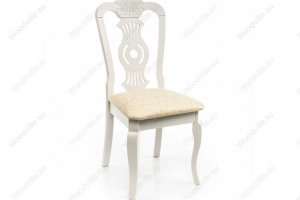 Стул Lomar butter white 1603 - Импортёр мебели «Woodville»