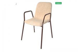 Стул Мадлен с мягким сиденьем - Мебельная фабрика «Дебют»