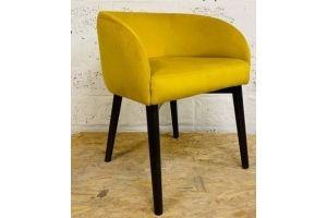 Стул массив желтый - Мебельная фабрика «Мебельный клуб»