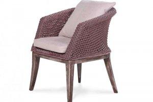 Стул плетеный Венеция полиамид - Мебельная фабрика «Леда»