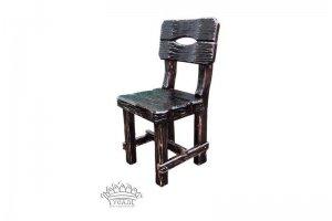 Стул под старину  Домовенок темный - Мебельная фабрика «Усад»